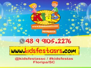 Kids Festas Locação De Brinquedos Cama Elástica, Pipoca