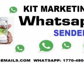 Envios Em Massa Whatsapp Marketing 2020