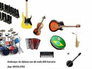 Escola De Música Em Bh