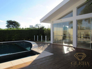 Casa Em Condomínio De Alto Padrão Em Londrina - Alphaville Imbuias