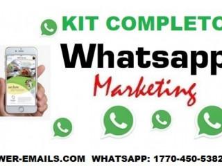 Kit Envios Em Massa Whatsapp Marketing 2018
