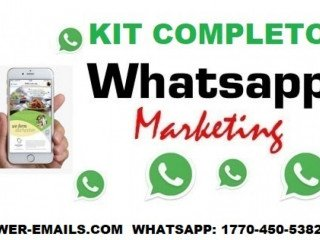 Kit Envios Em Massa Whatsapp Marketing 2018
