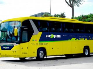 Aluguel De Ônibus Em Teresina Fretamento De Ônibus