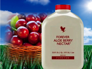 Aloe Berry Nectar | Forever Living Produto Natural.