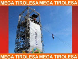 Locacao Tirolesa