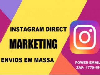 Software Envios Em Massa Instagram Marketing Insta Direct