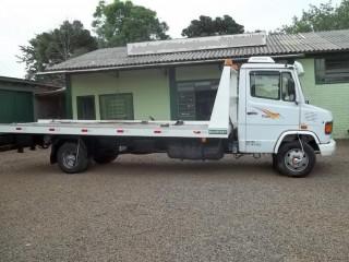 Caminhão Mb 710ano 2001 Guincho 14.9981.54830