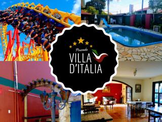 Pousada Vila D' Italia: Praia Da Armação Em Penha - Sc - Perto Do Beto Carrero World!