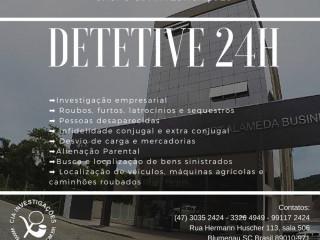 Detetive Particular 24h