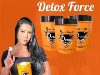 Máscara Detox Force Ofical Da Musa Gracyanne Barbosa