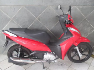 Honda Biz 125 Ex. 2018. (entrada + Parcelas)..................