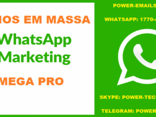 Kit Envios Em Massa Whatsapp Marketing 2019
