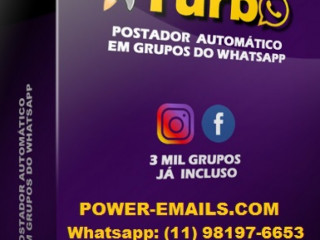 Envios Em Massa Whatsapp Grupos 2018